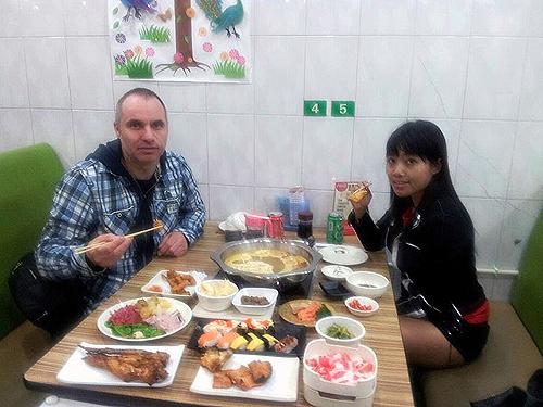 Citaten Zoon Hongkong : Silvano in hong kong